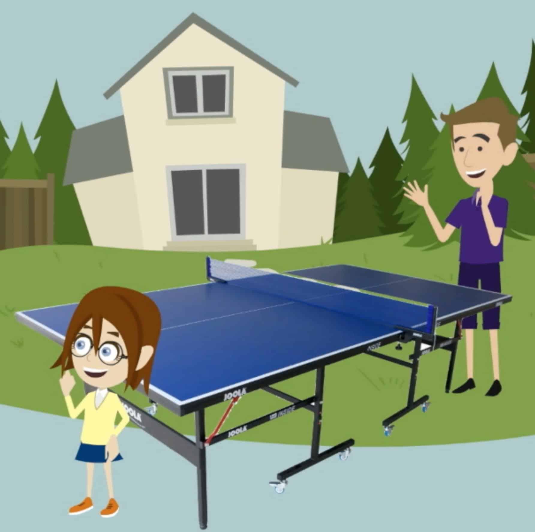 המדריך המלא לקניית שולחנות טניס