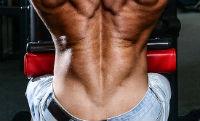 שרירי הגב התחתון