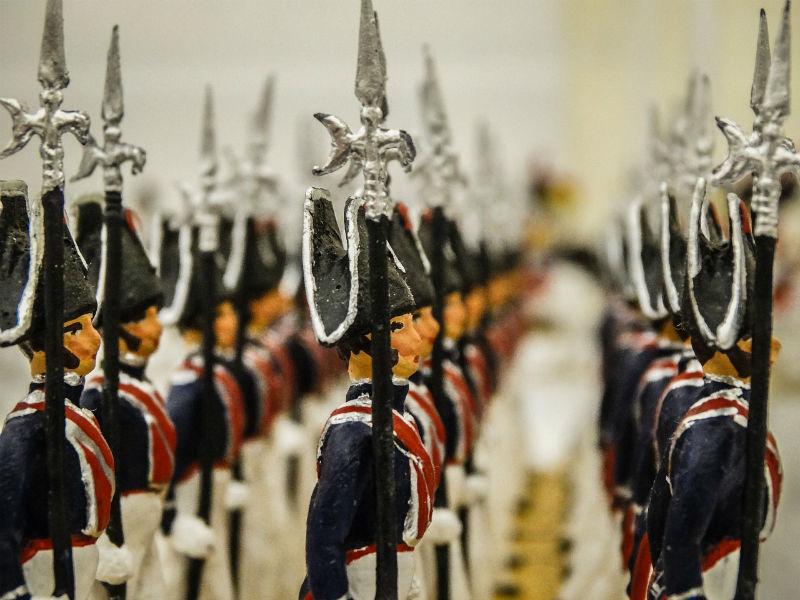 צבא חיילי פח