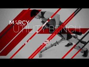 ספת כושר מתקפלת SB10100 מבית MARCY העולמית
