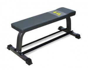 ספת אימונים , ספסל שטוח חצי מקצועי 302FB מבית Vo2