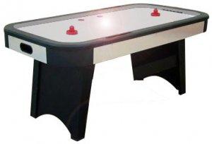 שולחן הוקי אוויר 7 פיט עם משטח אלומיניום