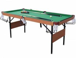 שולחן ביליארד מתקפל 6 פיט חצי מקצועי דגם B9160