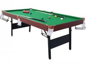 שולחן ביליארד מתקפל 7 פיט חצי מקצועי דגם B9172 מבית Energym Sport