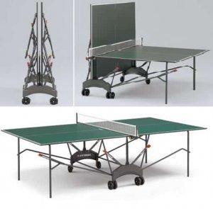 שולחן טניס לשימוש פנים Kettler גרמניה דגם Classic