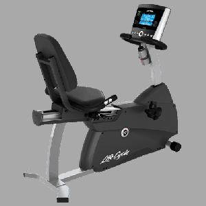 אופני כושר דגם R1 LifeCycle +מסך GO מבית LifeFitness