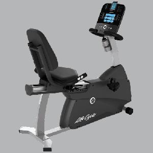 אופני כושר מקצועיות דגם R1 Recumbent Bace + מסך Track
