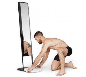 מד אחוז שומן Naked Labs בסריקה אופטית לשימוש   בבית ובמכון כושר