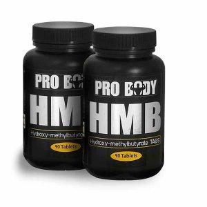 ProBody HMB טבליות להאטת פירוק חלבון והרס תאי שריר