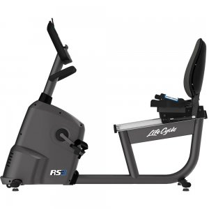 אופני כושר מקצועיות RS3 מסידרת Lifecycle מבית LifeFitness