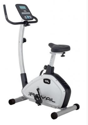 אופני כושר עם גלגל ענק של 10 ק״ג