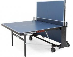 שולחן טניס חוץ Performance Outdoor CS מבית Stiga  חצי קיפול - משחק עצמי