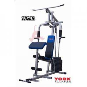 מולטי טריינר חדיש York דגם TIGER  עם כרית יד קדמית