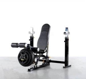 ספה אולימפית מקצועית דגם WB-OB11  של PowerTec Fitness