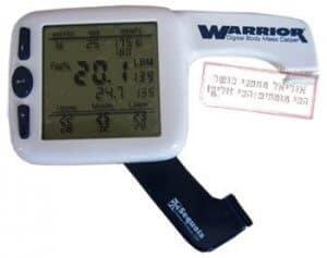 מד אחוז שומן מתקדם - קאליפר דיגיטאלי מודד אחוזי שומן בגוף BFM-014 WARRIOR