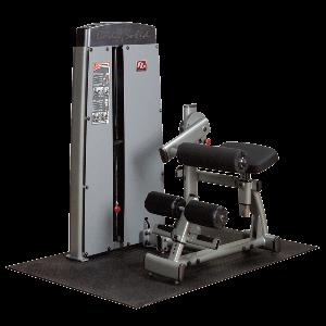 מכונת בטן/זוקפי גב מקצועי דגם DABB מבית Body Solid