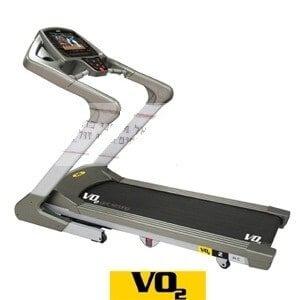 מסלול ריצה מתקדם שיפוע חשמלי דגם ZAC מבית Vo2