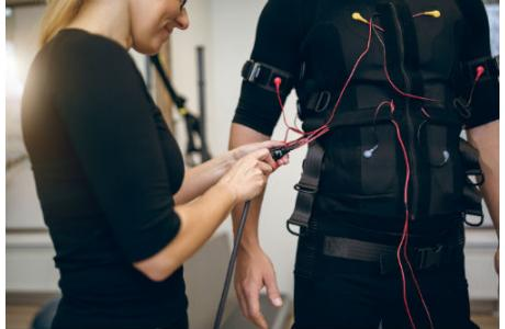 אימון מחשמל – אימוני EMS