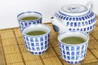 כוסות תה ירוק